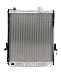 Isuzu All Aluminum Radiator (Oil Cooler on Grill Side)