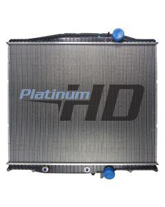 Volvo Plastic / Aluminum Radiator (With Oil Cooler)