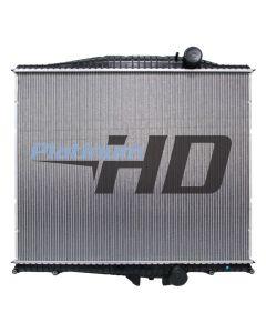 Volvo Plastic / Aluminum Radiator (Without Oil Cooler)