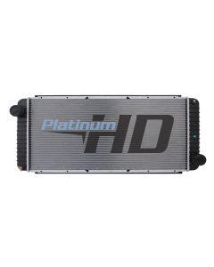 Kenworth-Peterbilt Plastic / Aluminum Radiator