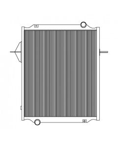 Mack Copper / Brass Radiator