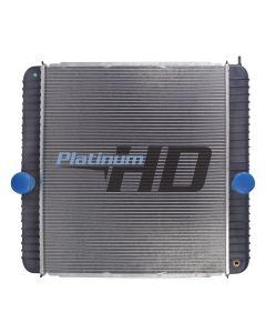 International Plastic / Aluminum Radiator