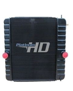 International Copper / Brass Radiator (2 Row Core) (Without Oil Cooler)