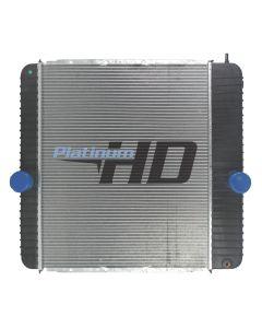 International Plastic / Aluminum Radiator (Without Oil Cooler)