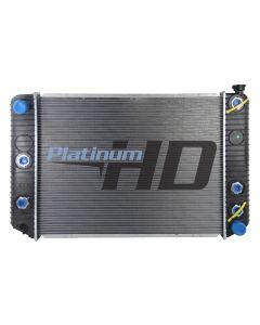 Chevrolet-GMC Plastic / Aluminum Radiator