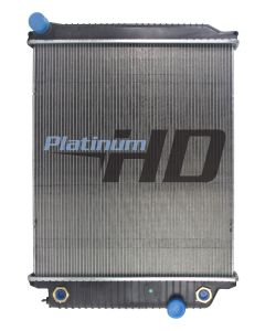 Thomas Bus Plastic / Aluminum Radiator