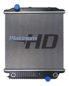Bluebird Bus Plastic / Aluminum Radiator