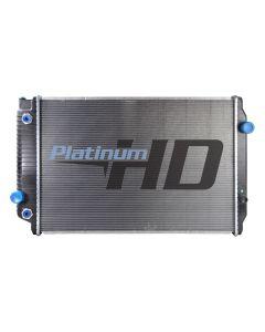 Motor Home Plastic / Aluminum Radiator