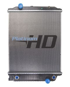 Spartan Motor Home Plastic / Aluminum Radiator