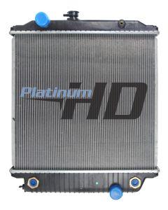 Freightliner Plastic / Aluminum Radiator