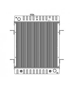Thomas Bus Copper / Brass Radiator