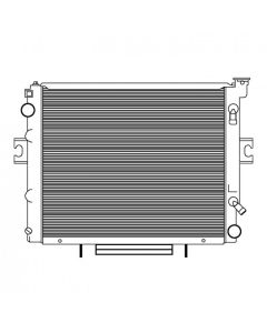Toyota Copper / Brass Radiator