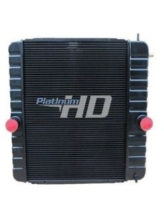 International Copper / Brass Radiator (3 Row High Efficiency Core) (Without Oil Cooler)