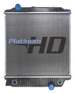 Spartan Motorhome Plastic / Aluminum Radiator