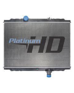 Peterbilt-Kenworth Plastic / Aluminum Radiator