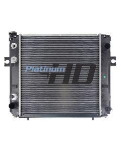Hyster Forklift Plastic / Aluminum Radiator