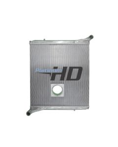 Autocar All Aluminum Radiator (Premium) (With PTO)