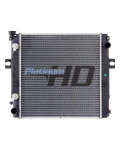 Nissan Plastic / Aluminum Forklift Radiator