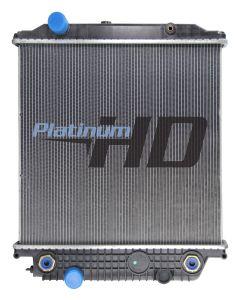 Bluebird Bus Plastic / Aluminum Radiator (Premium)
