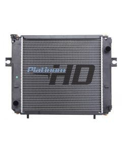 Komatsu Forklift Plastic / Aluminum Radiator