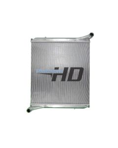 Autocar All Aluminum Radiator (Premium) (Premium) (Without PTO)