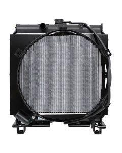 Kubota Plastic / Aluminum Radiator