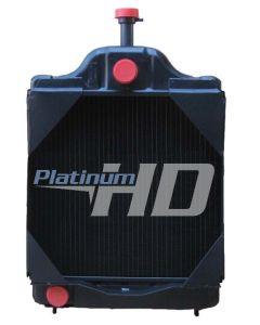 Case-IH Tractor Copper / Brass Radiator