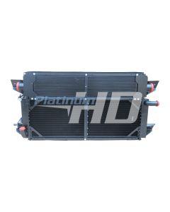 Nova Bus Copper / Brass (Cooling Module) Radiator, CAC, and Oil Cooler