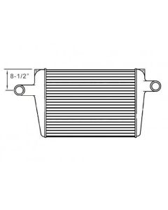 Chevrolet-GMC Bar and Plate Charge Air Cooler