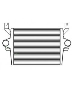 Ford Bar and Plate Charge Air Cooler