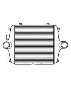 Ford Tube and Fin Charge Air Cooler